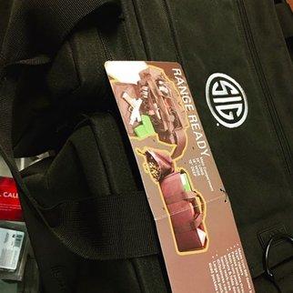 5.11 5.11 w/Sig Sauer Logo Large Range Bag