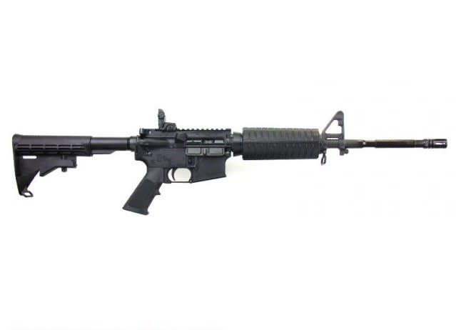 """Colt USA Colt LE6920 M4 Law Enforcement Carbine Semi-Auto Rifle, .223 Remington/5.56 NATO, 16"""" Barrel, 5 Rounds"""