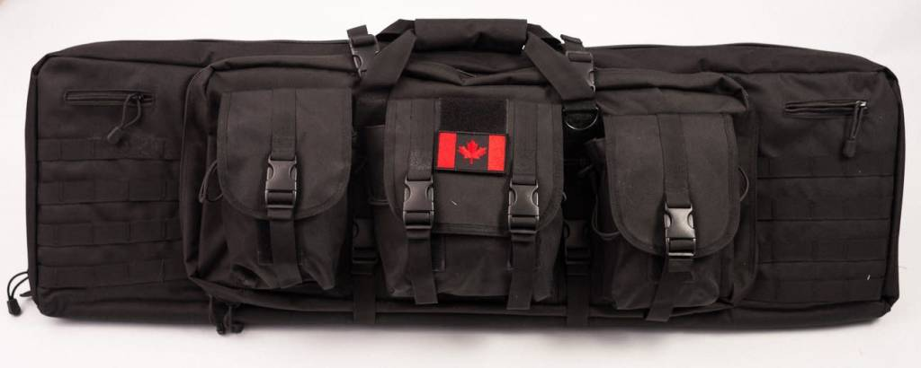 Black Bear Gear BLACK BEAR GEAR, 36in double sided Rifle bag with shoulder straps