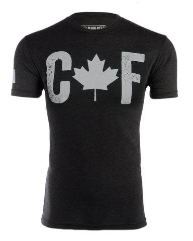 Black Rifle Coffee BRCC CANADIAN AS FU*K SHIRT - X-LARGE