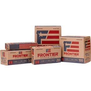 Hornady Frontier Hornady 5.56 Nato 62gr 20 per box