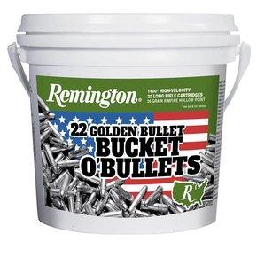 Remington Remington 22LR Golden Bullet Bucket