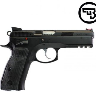 "CZ CZ 75 SP-01 Shadow, 9mm, 4.5"" BRL"