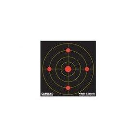 Canuck Canuck Reactive 12x12 10 Bullseye Target