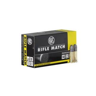 RWS RWS 22LR Rifle Match 50 Rds