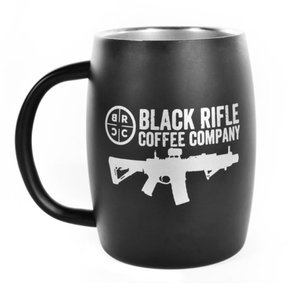 Black Rifle Coffee BRCC STAINLESS STEEL MUG