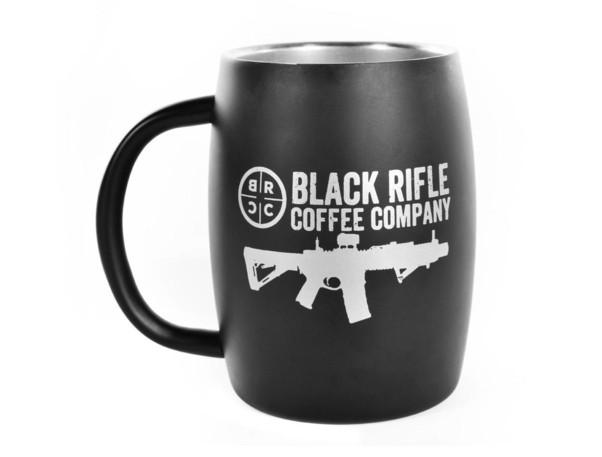 Black Rifle Coffee BRCC STAINLESS STEEL MUG