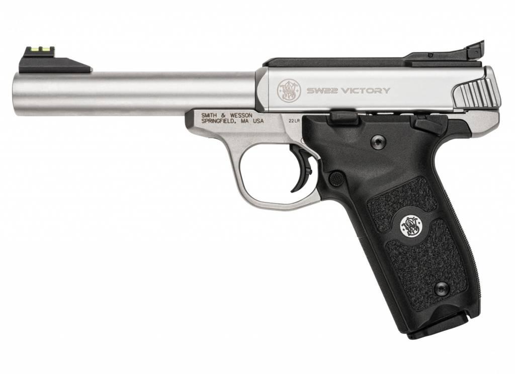 Smith & Wesson Smith & Wesson SW22 Victory Semi-Auto 22LR