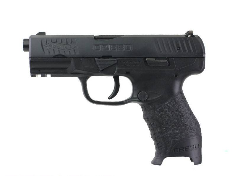 """Walther SALE - Walther Creed  9mm, 4.25"""""""