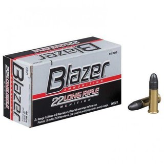 Blazer (CCI) CCI Blazer 22LR 40gr Box of 50rnds