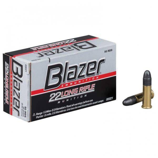 Blazer (CCI) CCI Blazer 22LR 40gr 500 Rds
