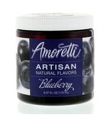 Amoretti Artisan Blueberry Flavor 4oz