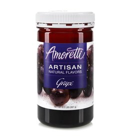 Amoretti Artisan Grape Flavor 4oz