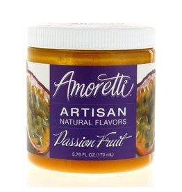 Amoretti Artisan Passion Fruit Flavor 4oz