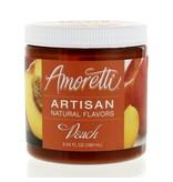 Amoretti Artisan Peach Flavor 4oz