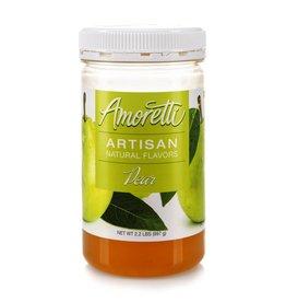 Amoretti Artisan Pear Flavor 4oz