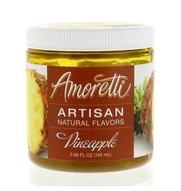 Amoretti Artisan Pineapple Flavor 4oz