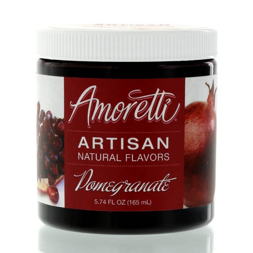 Amoretti Artisan Pomegranate Flavor 4oz