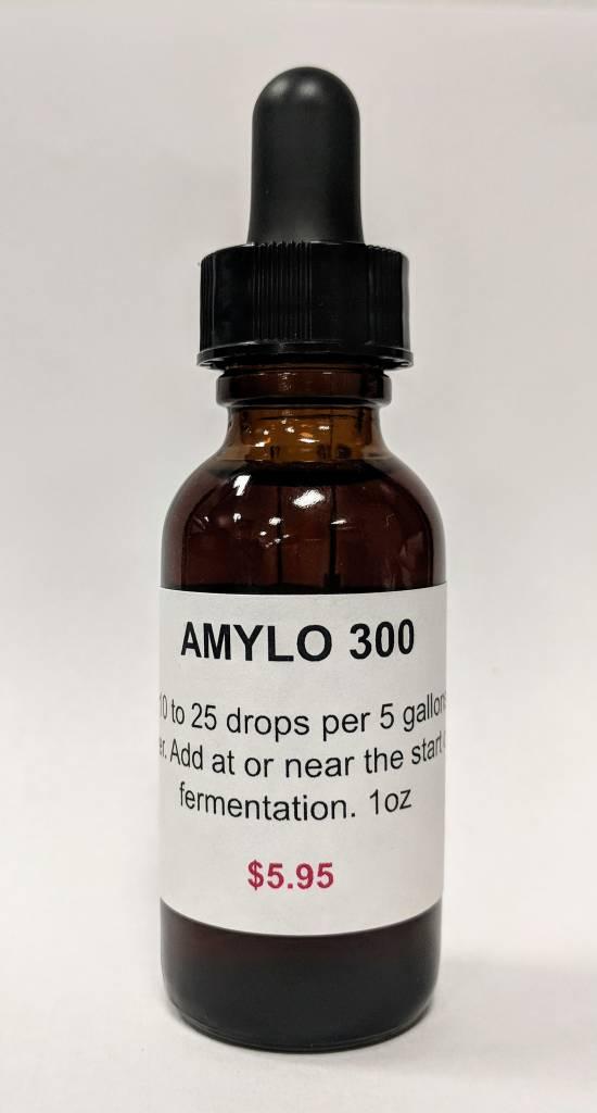 Amylo 300 Glucoamylase (Amyloglucosidase) 1oz
