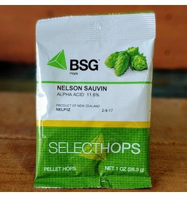 Nelson Sauvin (NZ) Pellet Hops 1lb