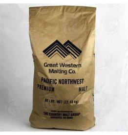 Great Western Certified Organic Wheat Malt - 50 LB