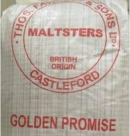 TF&S Golden Promise Pale Ale Malt - 55LB