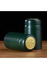 Matte Green PVC Shrinks 30/Bag