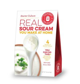 Sour Cream Starter Culture (Cultures for Health)