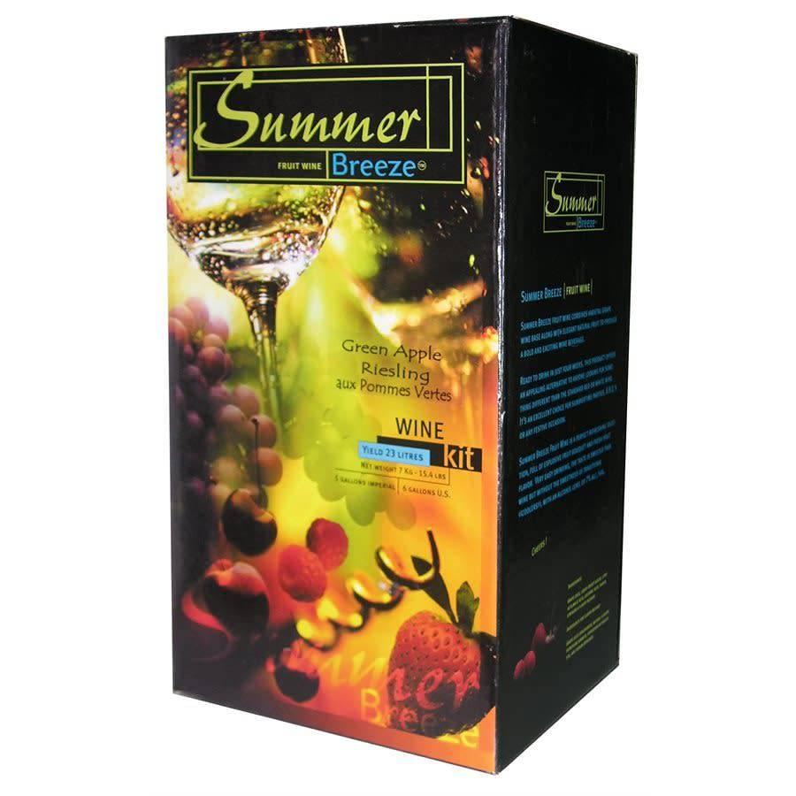 Summer Breeze - Black Cherry Shiraz (7L)