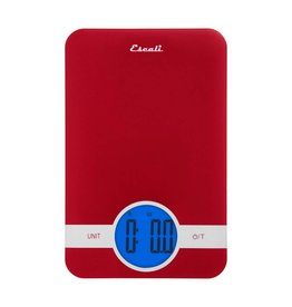 Ciro Digital Scale - Red