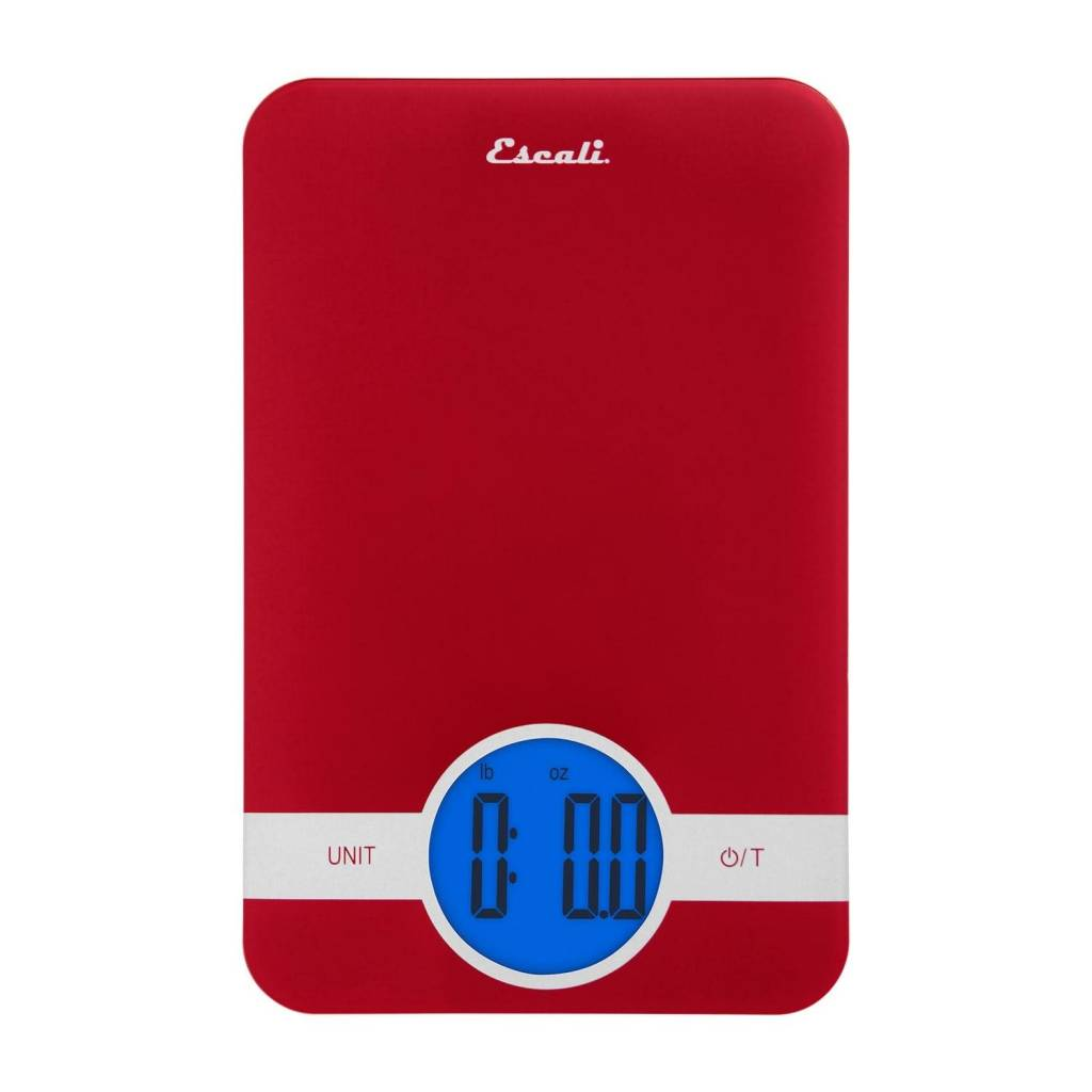 Ciro Digital Scale - Red