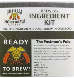 PHO PHO Postman's Pale ale (Extract Kit)