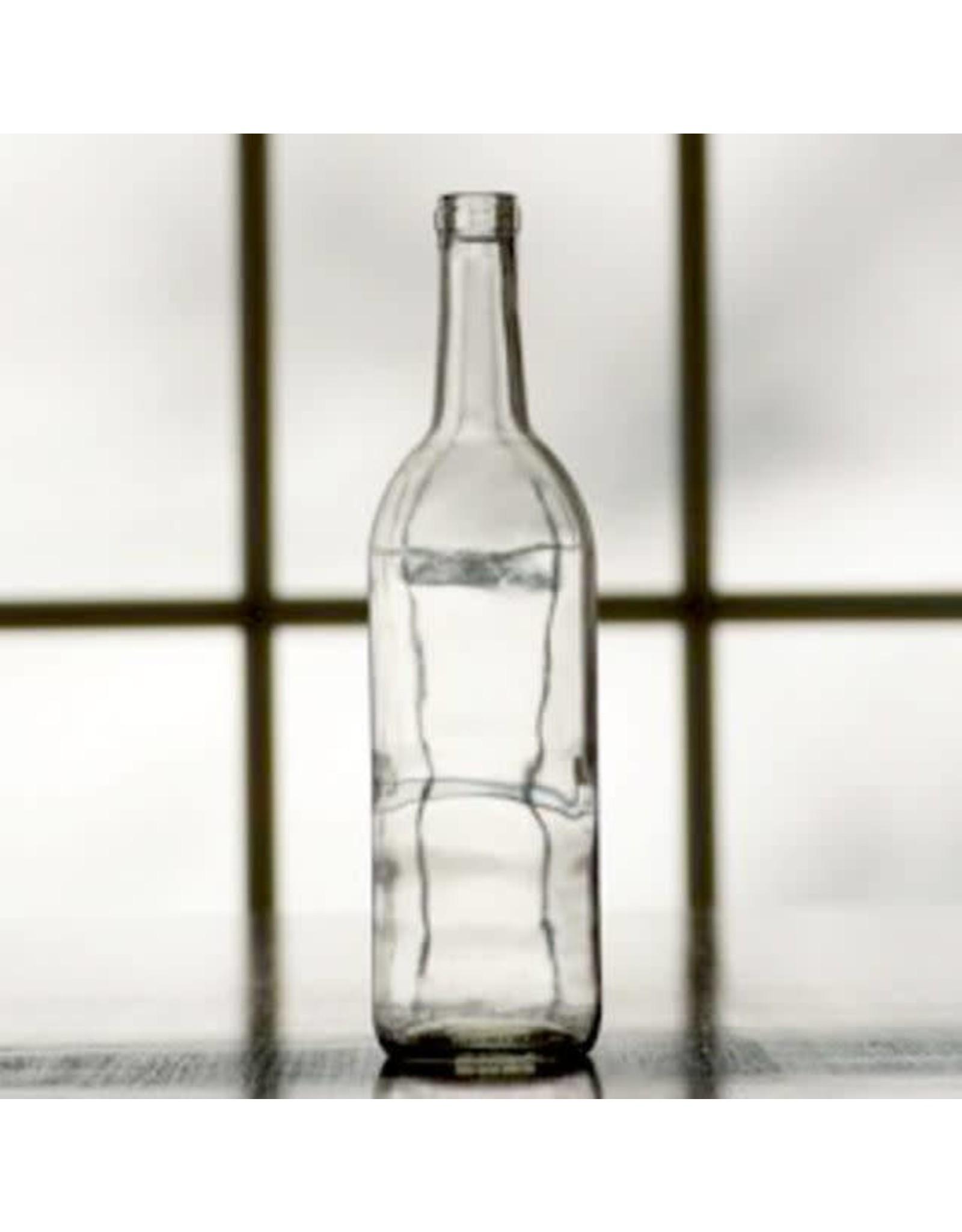 750 ML Clear Wine Bottle (CW-029)