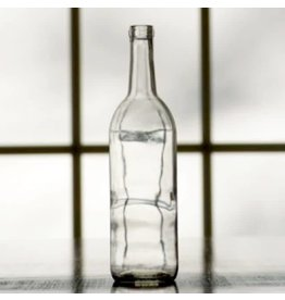 750 ML Clear Wine Bottle (CW-029)