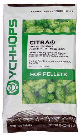 Citra  (US) Pellet Hops 1lb