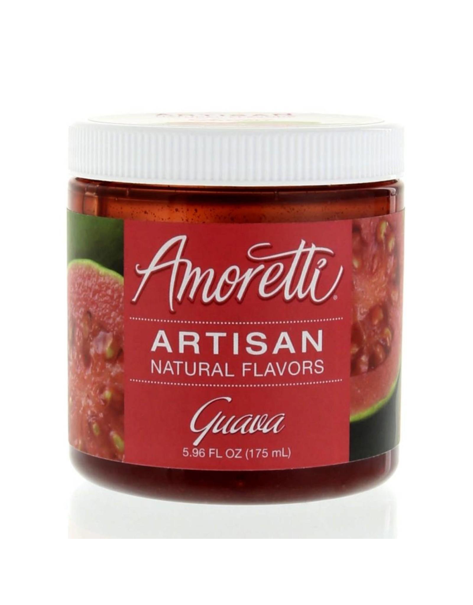 Amoretti Artisan Guava Flavor 4oz