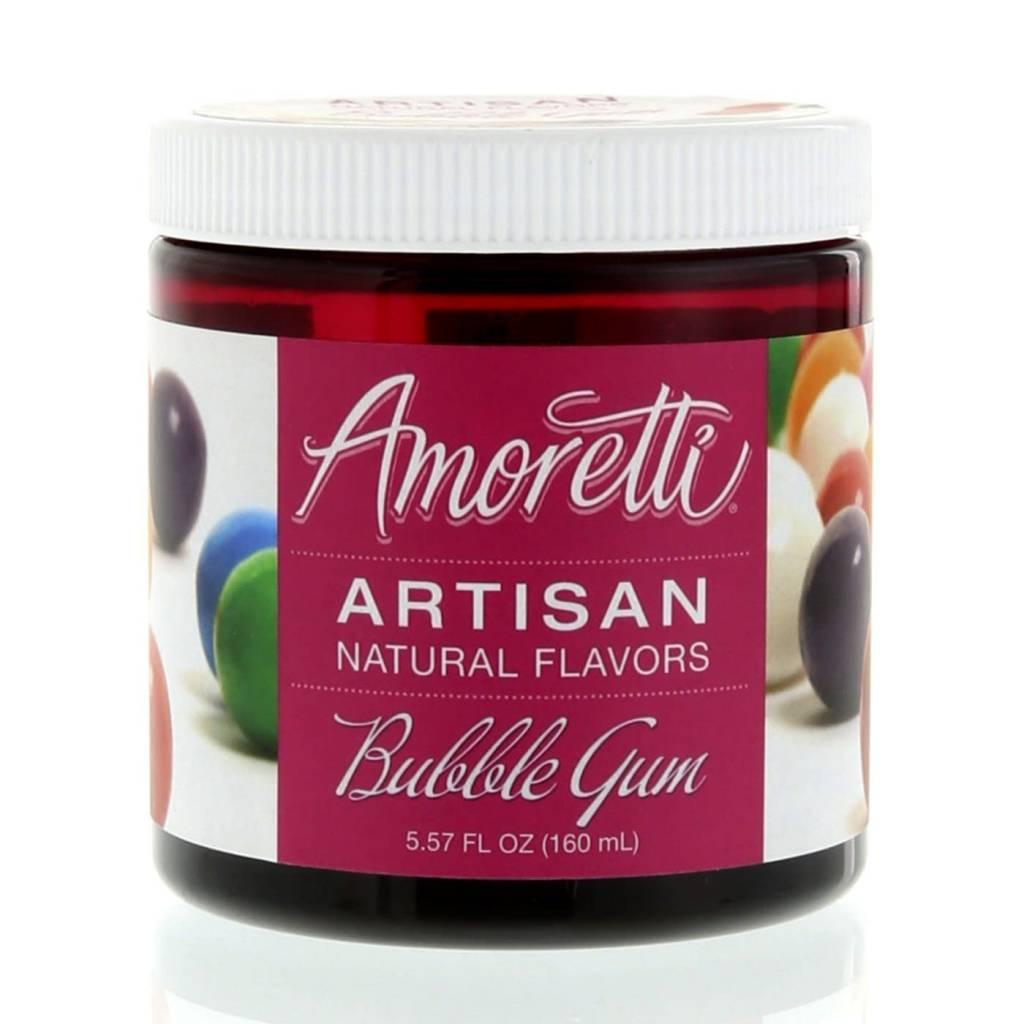 Amoretti Artisan Bubble Gum Flavor 4oz