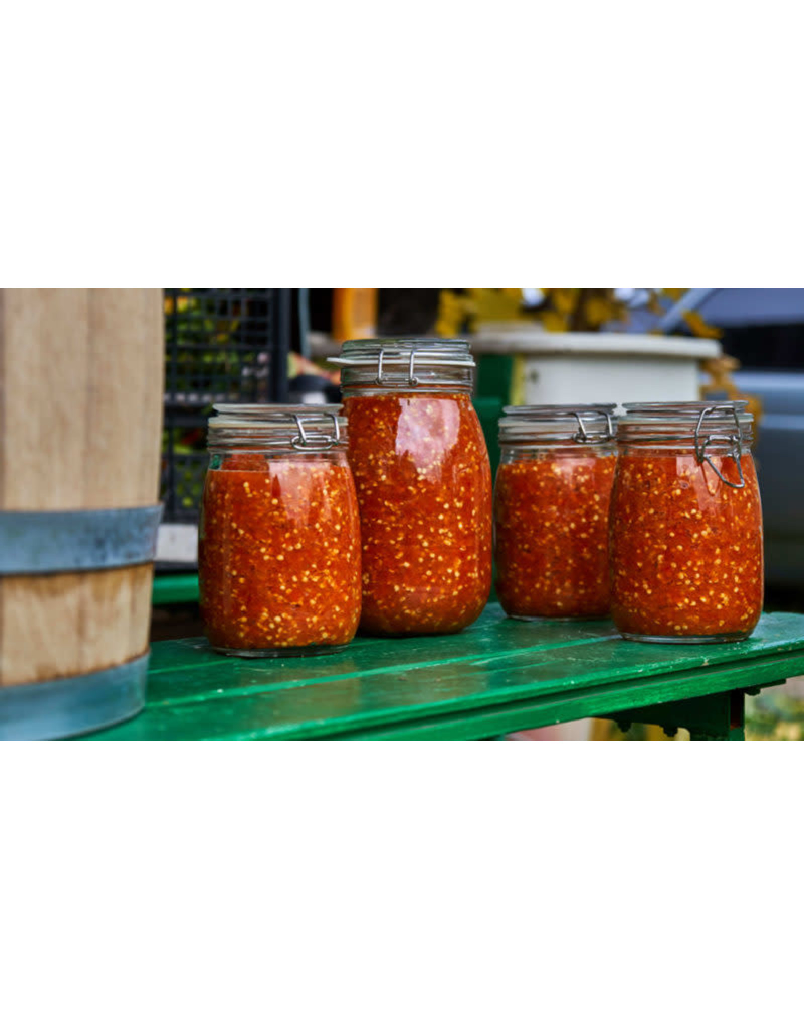 PHO Hot Sauce Class (Jersey)