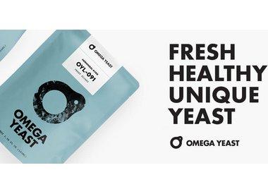 Omega Liquid Yeast