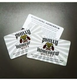 PHO Custom Amount Gift Card