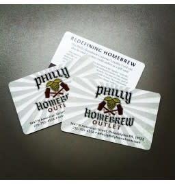 PHO Custom Amount Gift Card