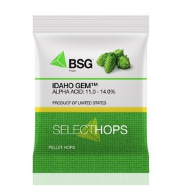 Idaho Gem™ (US) Hop Pellets 1 oz