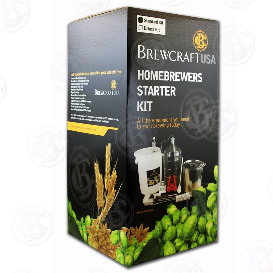 STANDARD BREWCRAFT STARTER BREWERY KIT