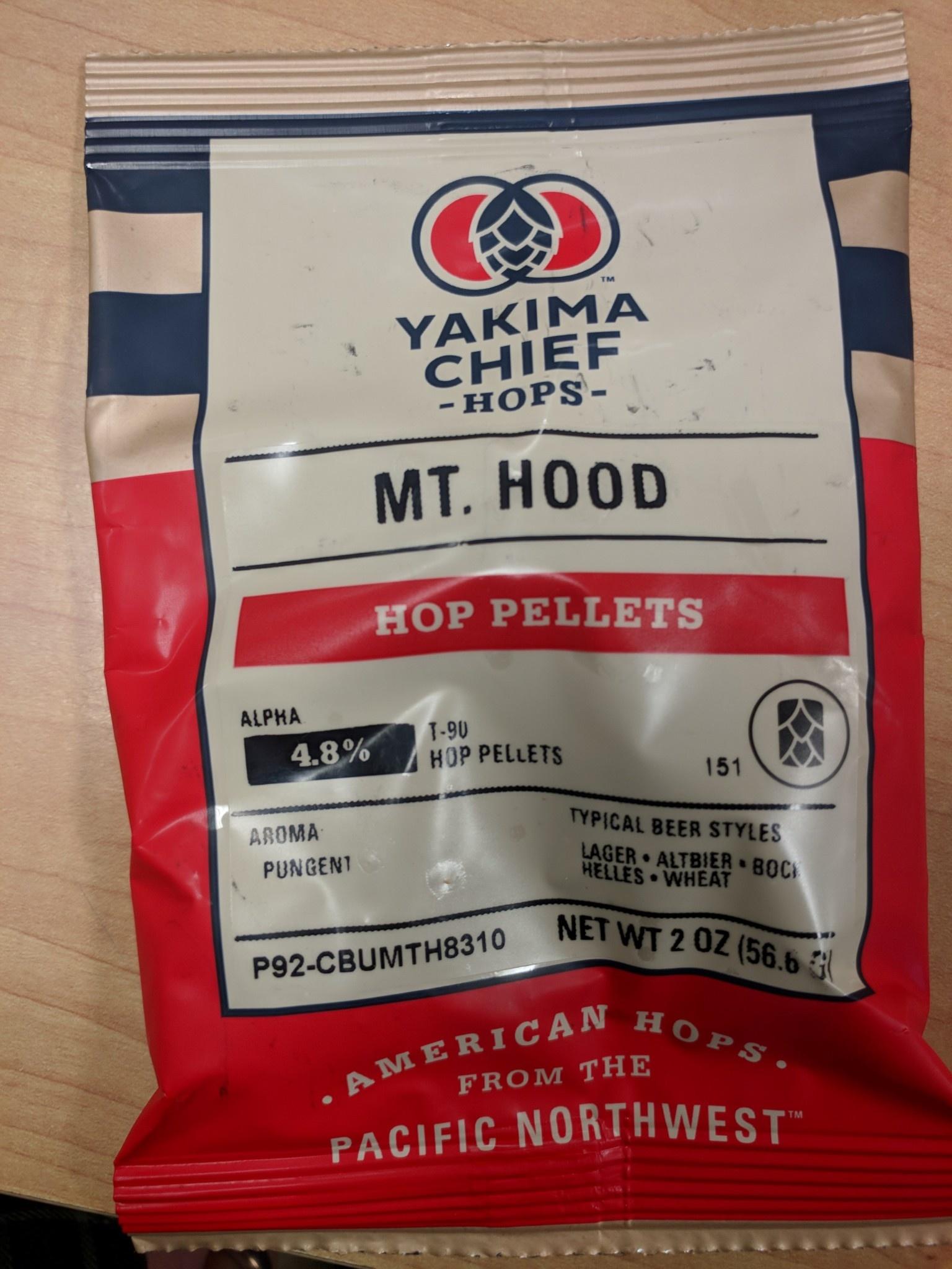 Mt. Hood (US) Pellet Hops 2oz