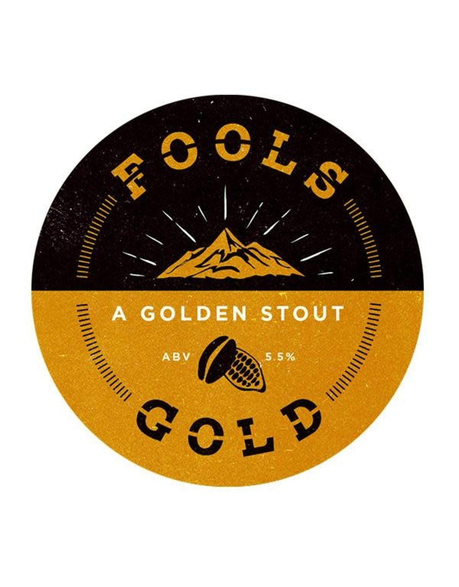 Fools Gold: Golden Stout Beer Kit