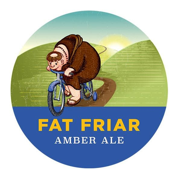 Fat Friar Amber Ale Beer Kit