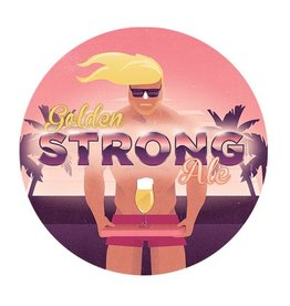 Golden Strong Ale Beer Kit