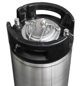 Ball Lock Keg Used 5 Gallon