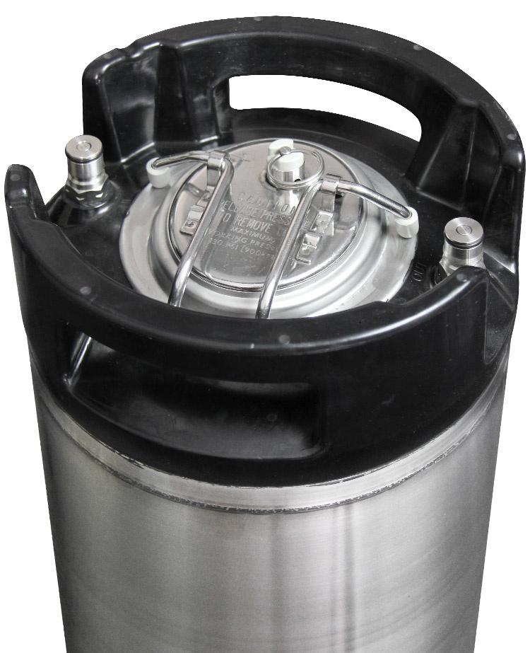 Ball Lock Keg Used 5 Gallon