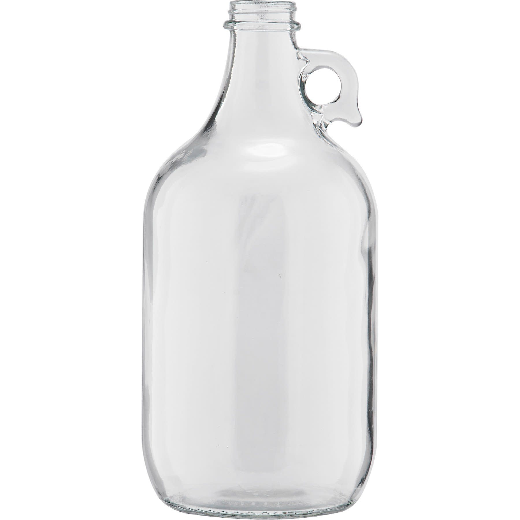 1/2 Gallon Clear Jug (Case 6) 1/2CJC